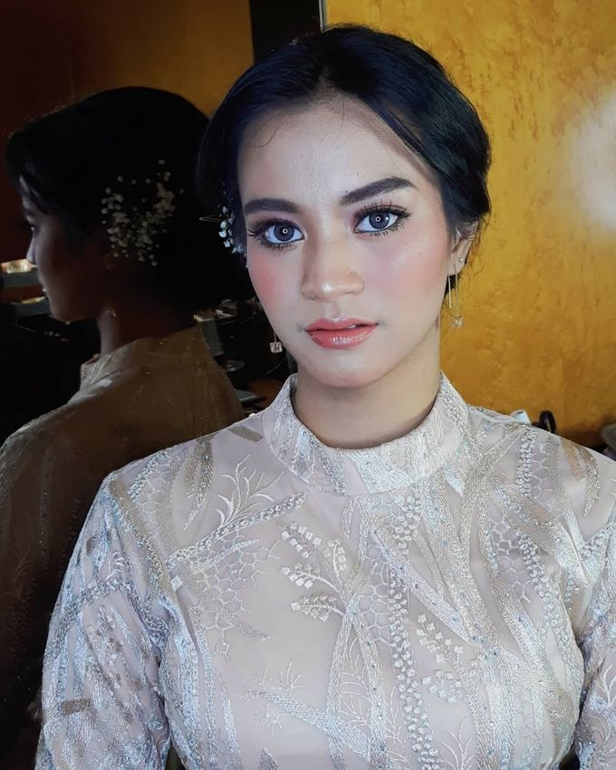 Wedding by Nindy.Permatasari Professional Makeup Artist Indonesia - 019