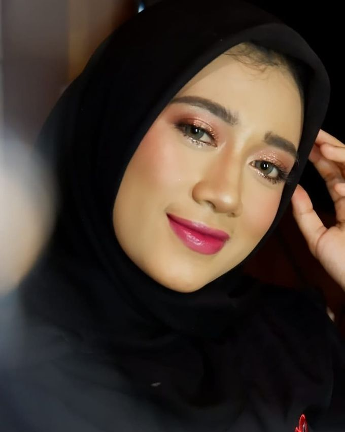 Wedding by Nindy.Permatasari Professional Makeup Artist Indonesia - 008