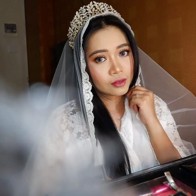 Wedding by Nindy.Permatasari Professional Makeup Artist Indonesia - 005