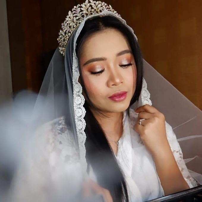 Wedding by Nindy.Permatasari Professional Makeup Artist Indonesia - 006