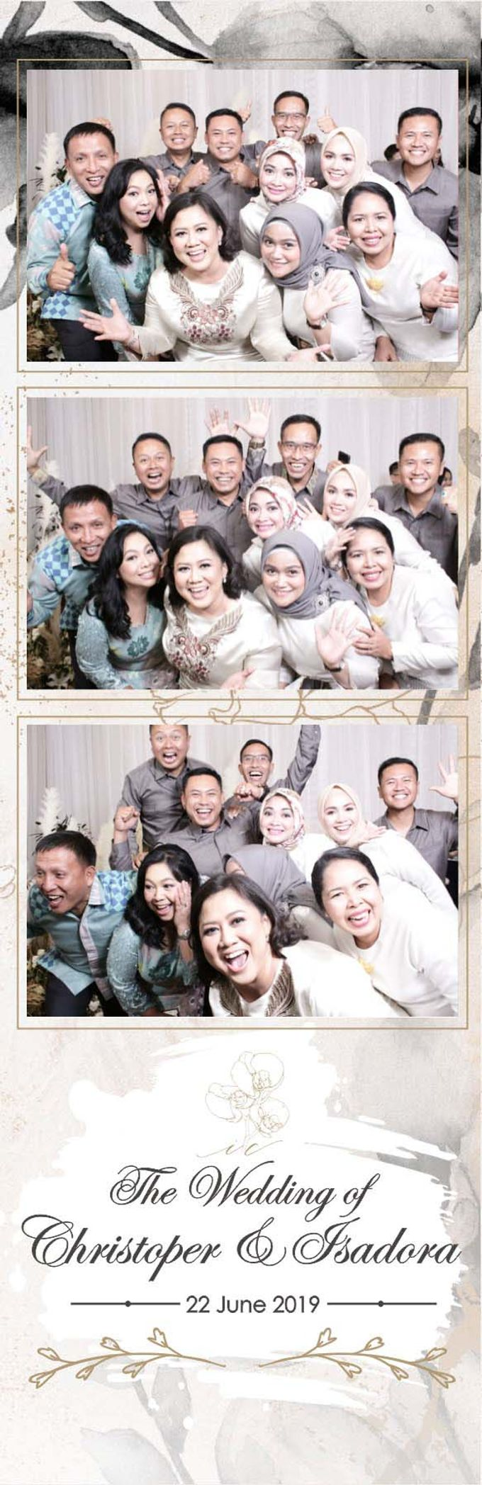 Wedding by KSNAP Photobooth - 001