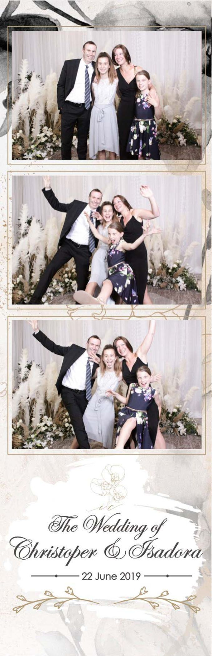 Wedding by KSNAP Photobooth - 003