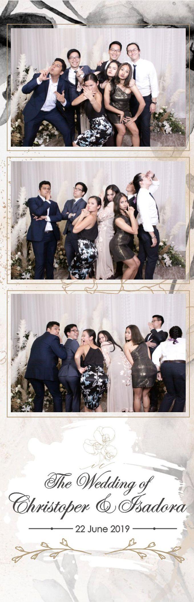 Wedding by KSNAP Photobooth - 004