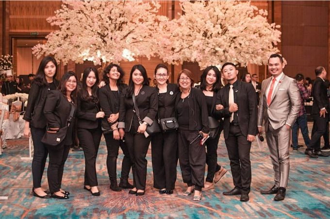 Golden Anniversary Of Bp Rusli Wijaya & Ibu Lanny by William & Friends - 028