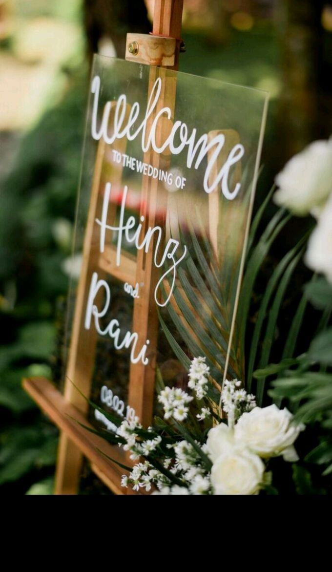 Our Wedding Day by KNOTINBALI Homeware - 013