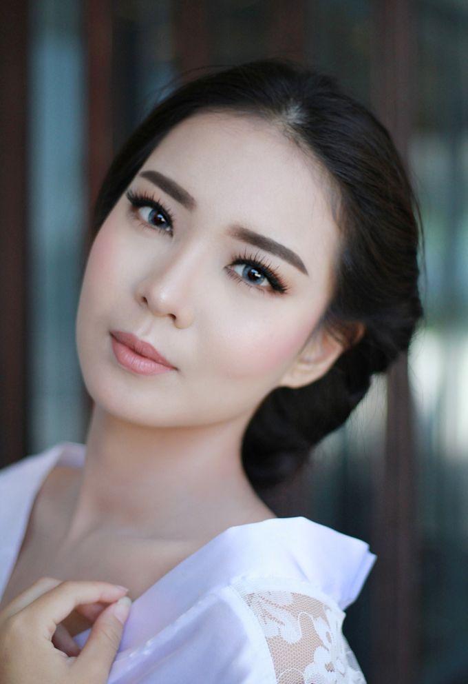 Bridal Makeup by Junie Fang Makeup Artist - 008