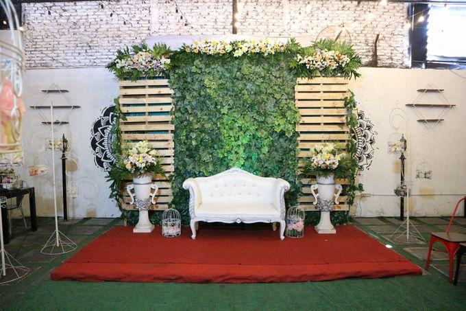 Adhitya & Christina Wedding by Djoyoboyo Cafe - 017
