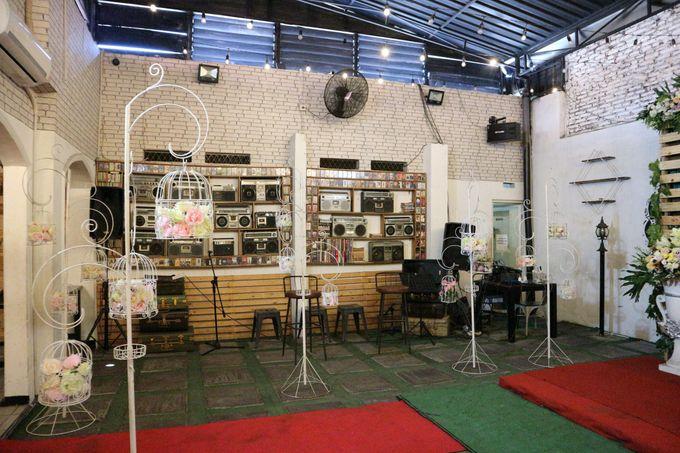 Adhitya & Christina Wedding by Djoyoboyo Cafe - 021