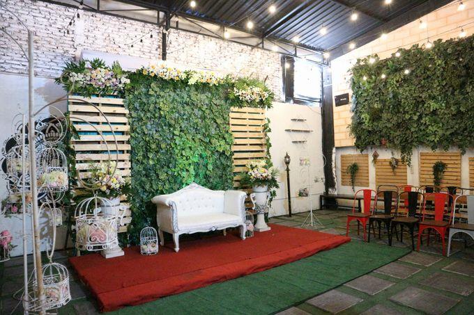 Adhitya & Christina Wedding by Djoyoboyo Cafe - 015