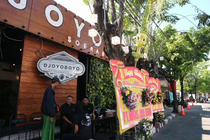 Adhitya & Christina Wedding by Djoyoboyo Cafe - 019