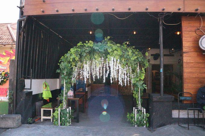 Adhitya & Christina Wedding by Djoyoboyo Cafe - 013