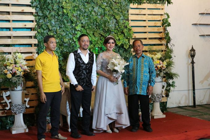 Adhitya & Christina Wedding by Djoyoboyo Cafe - 014