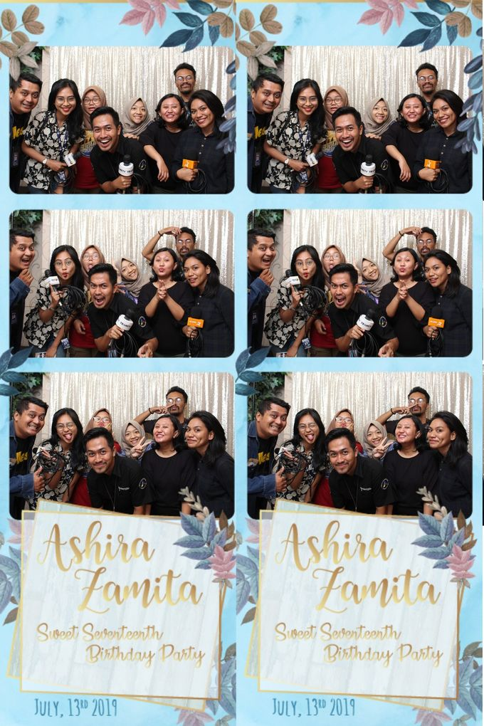 ASHIRA ZAMITA BIRTHDAY - PhotoStrip by Snapshot Photobooth - 001