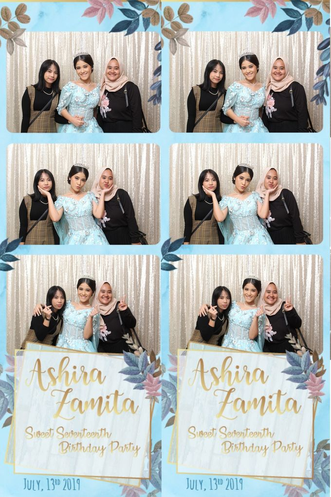 ASHIRA ZAMITA BIRTHDAY - PhotoStrip by Snapshot Photobooth - 002