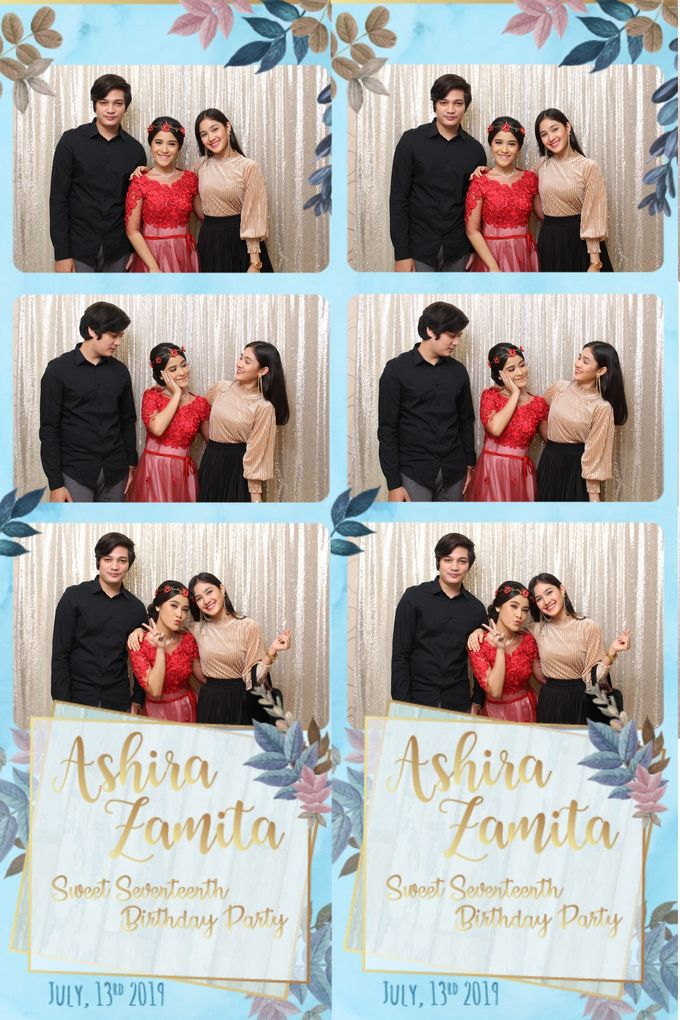 ASHIRA ZAMITA BIRTHDAY - PhotoStrip by Snapshot Photobooth - 003
