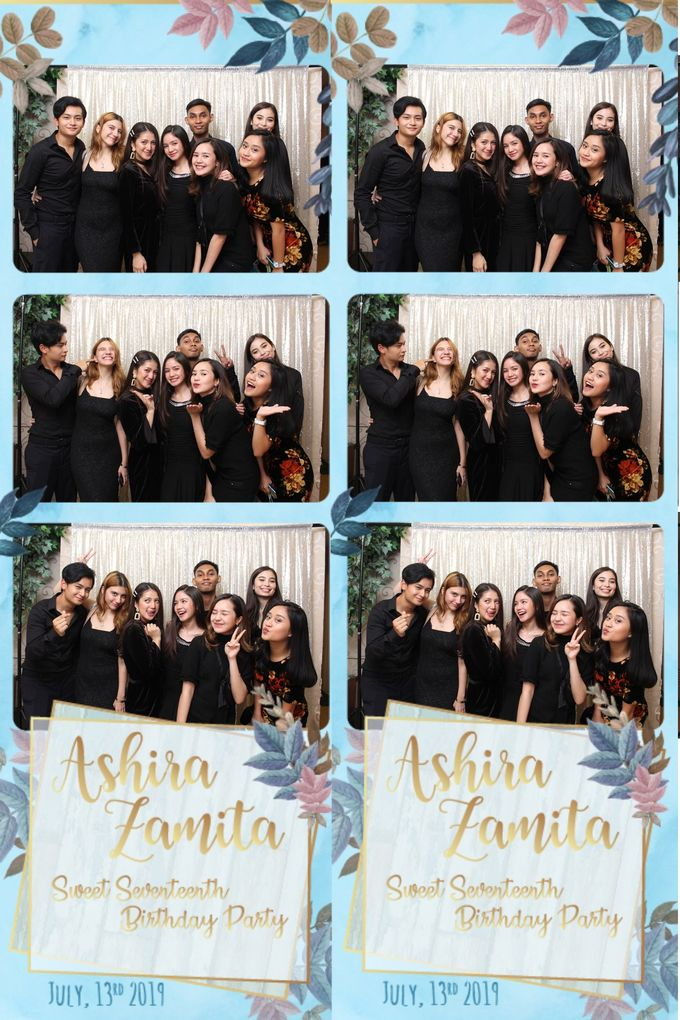 ASHIRA ZAMITA BIRTHDAY - PhotoStrip by Snapshot Photobooth - 004