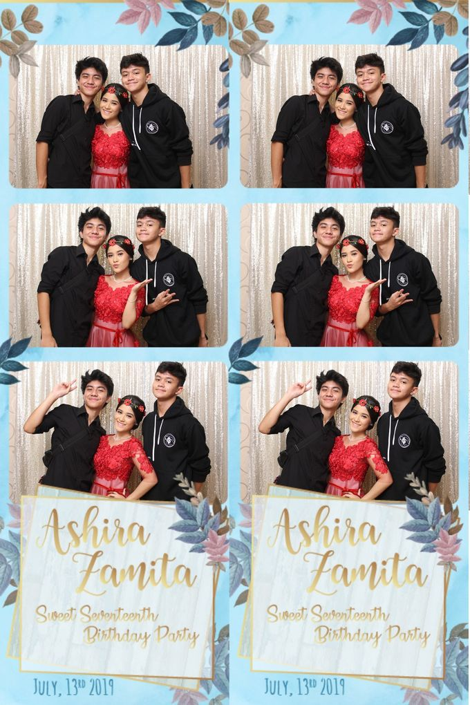 ASHIRA ZAMITA BIRTHDAY - PhotoStrip by Snapshot Photobooth - 006