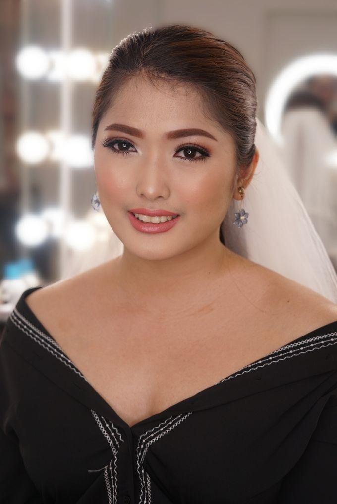 Bride Look by Alexandra Makeup Artist - 007