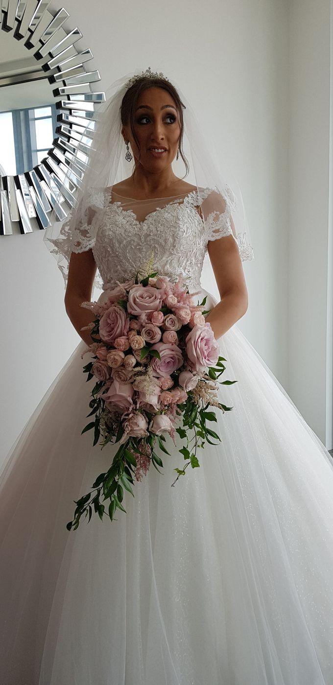 Charlotte and Glens Wedding by Designer Wedding Planner - 002