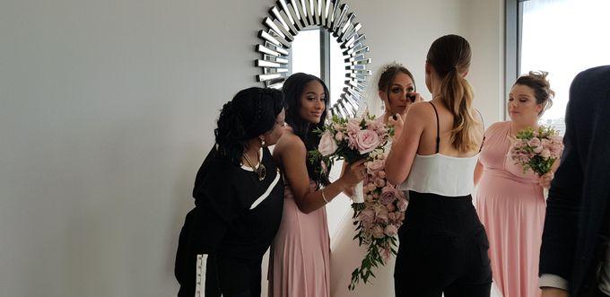 Charlotte and Glens Wedding by Designer Wedding Planner - 004