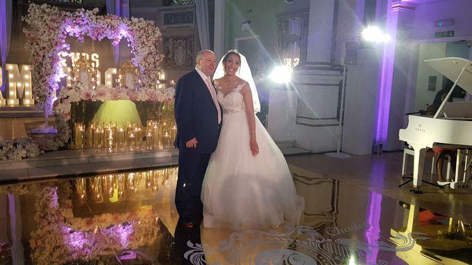Charlotte and Glens Wedding by Designer Wedding Planner - 024