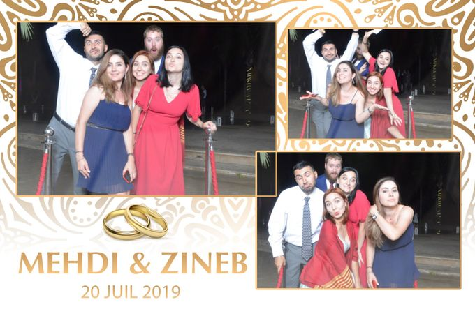 Wedding Mehdi & Zineb by Selfie Box - 002
