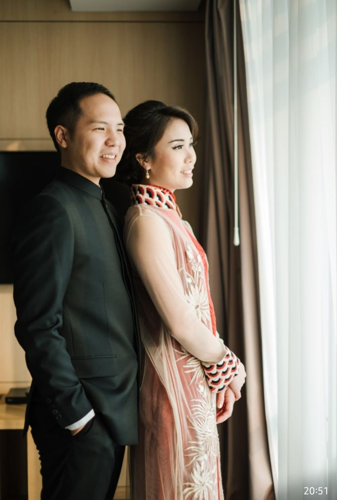 Courtesy Of Ryan & Stephanie by Holiday Inn Jakarta Kemayoran - 011