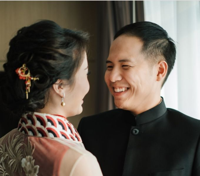 Courtesy Of Ryan & Stephanie by Holiday Inn Jakarta Kemayoran - 001