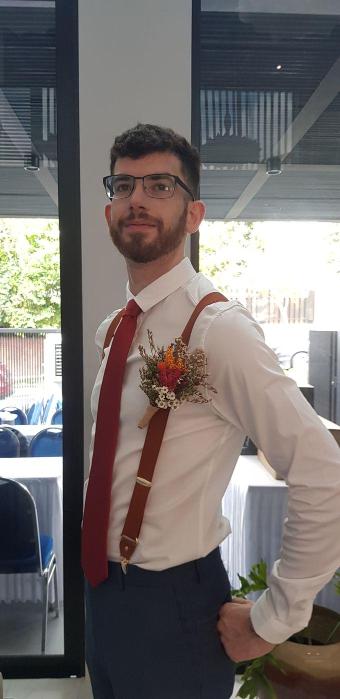Wedding Of David & Eliz @ Swissotel by Dorcas Floral - 010