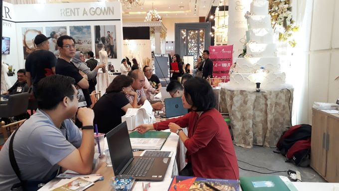 Jakarta Wedding Festival by Moist Wedding Planner & Organizer - 008