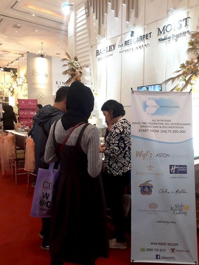 Jakarta Wedding Festival by Moist Wedding Planner & Organizer - 011