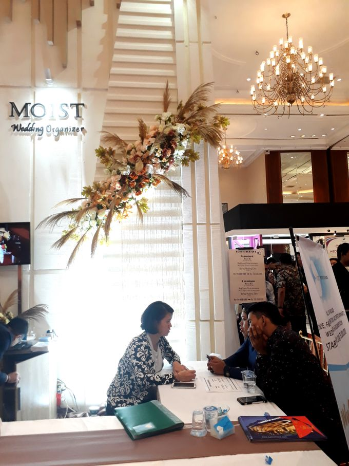 Jakarta Wedding Festival by Moist Wedding Planner & Organizer - 012