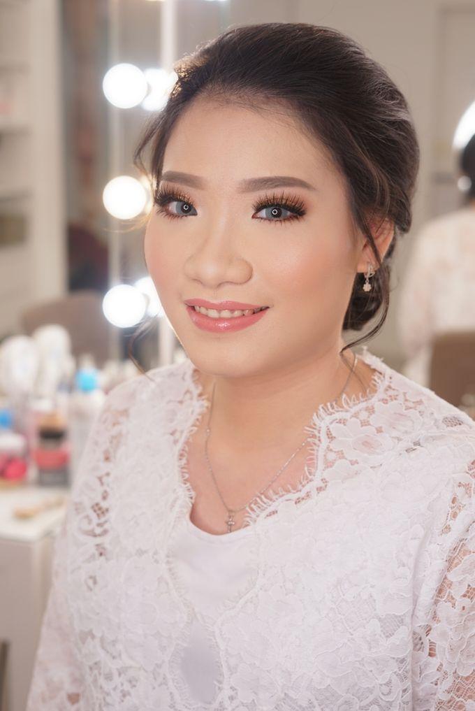 Bride Look by Alexandra Makeup Artist - 003