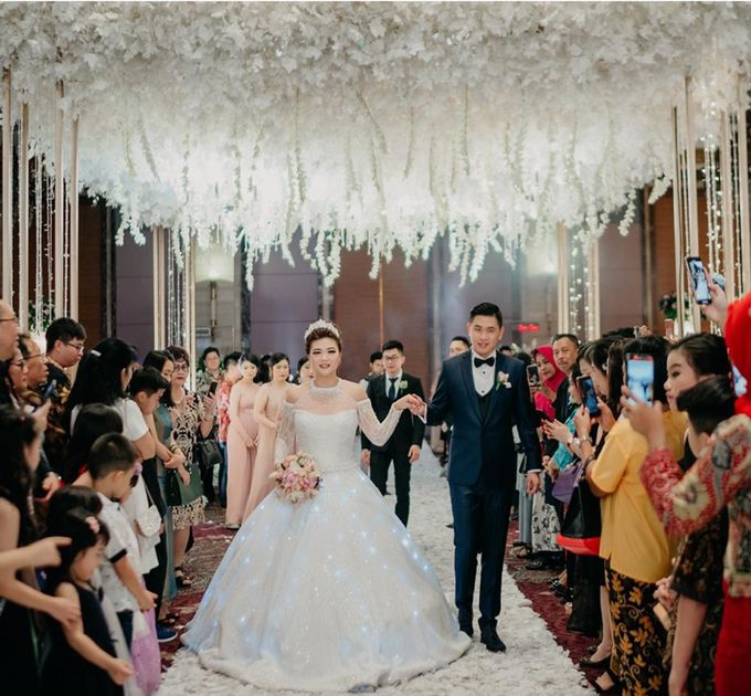 William & Melissa by METTA FEBRIYAN bridal & couture - 004