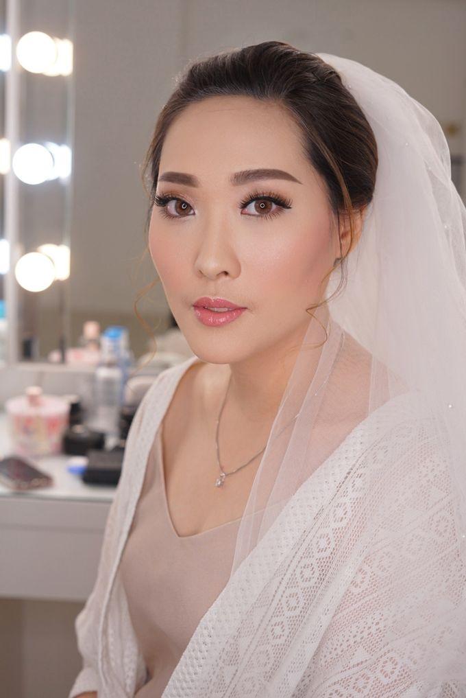 Bride Look by Alexandra Makeup Artist - 005