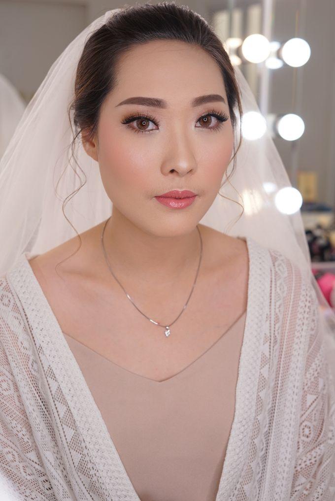 Bride Look by Alexandra Makeup Artist - 006