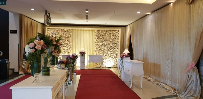 Wedding Raisa & Wildan by IPB International Convention Center - 009