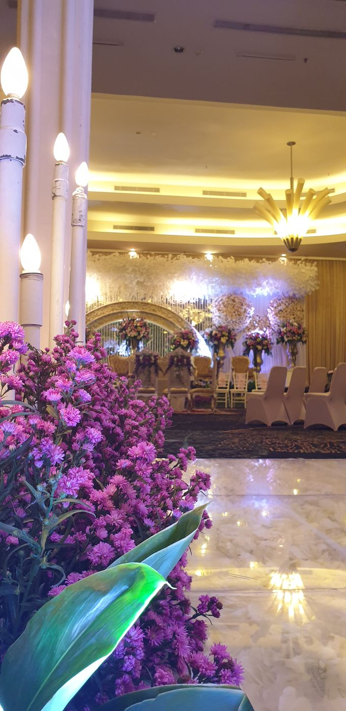 Wedding Raisa & Wildan by IPB International Convention Center - 002