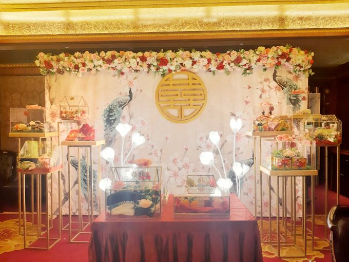 Sangjit Rey &Fitri by Calysta Sangjit Decoration - 010