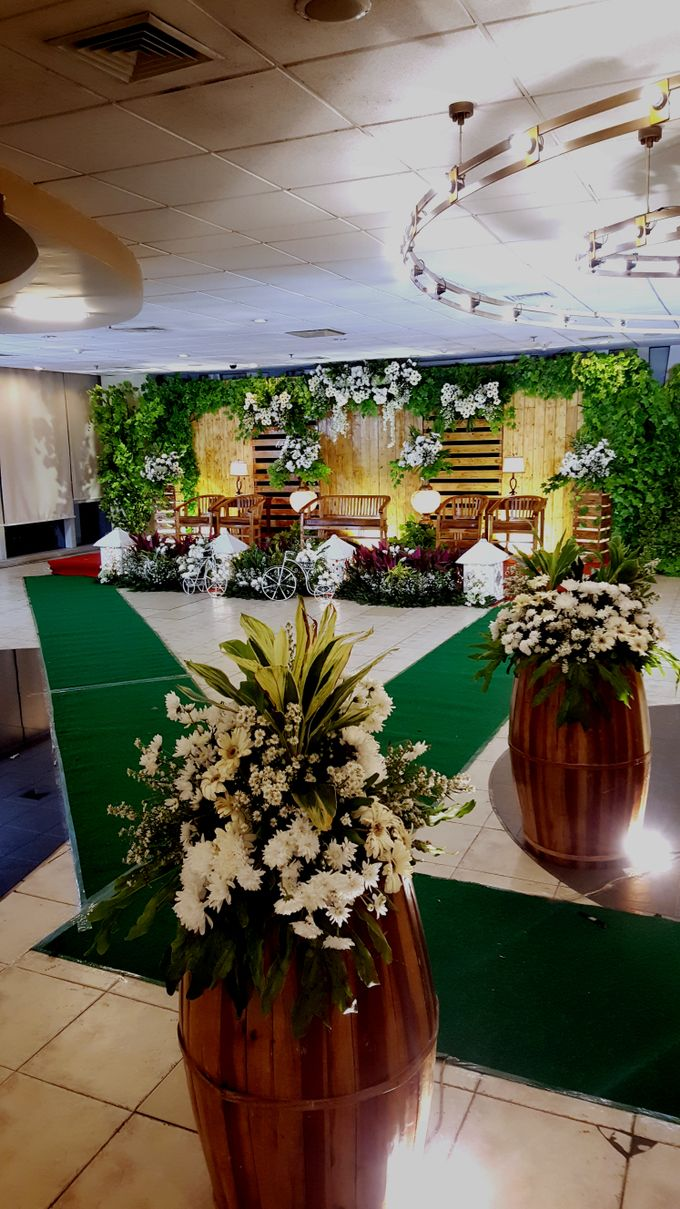 Decoration by IKO Catering Service dan Paket Pernikahan - 006