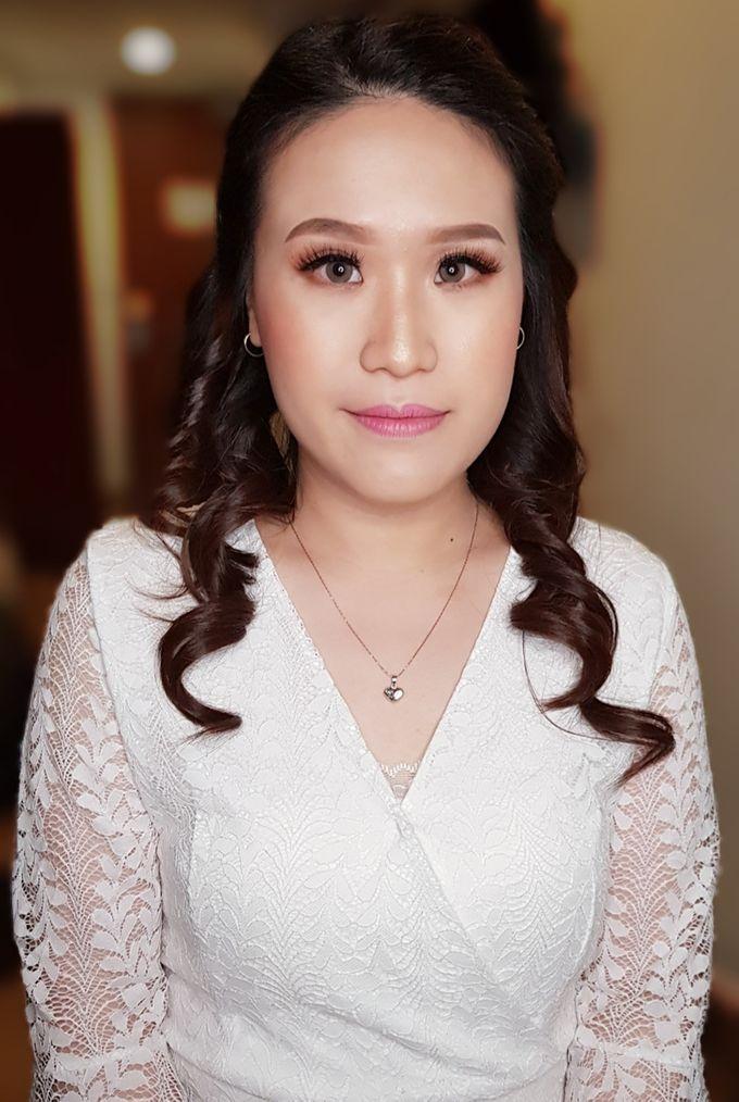 Prewedding Makeup by Junie Fang Makeup Artist - 002