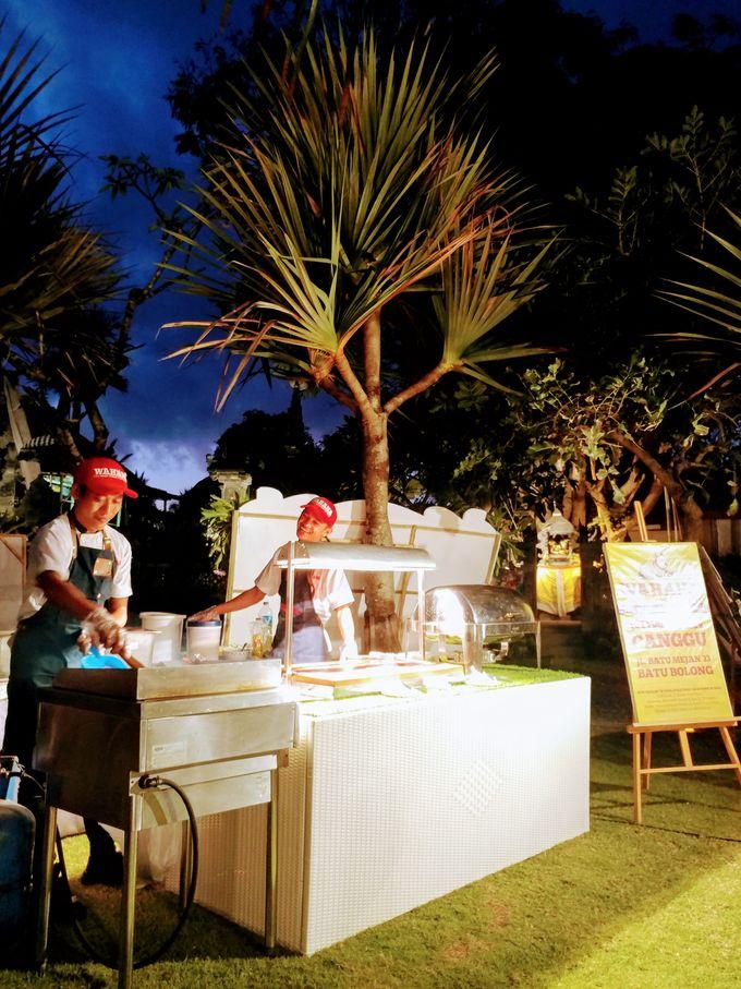 Wedding Donald & Pauline At Sofitel Bali Nusa Dua by Wahaha Pork Ribs - 008