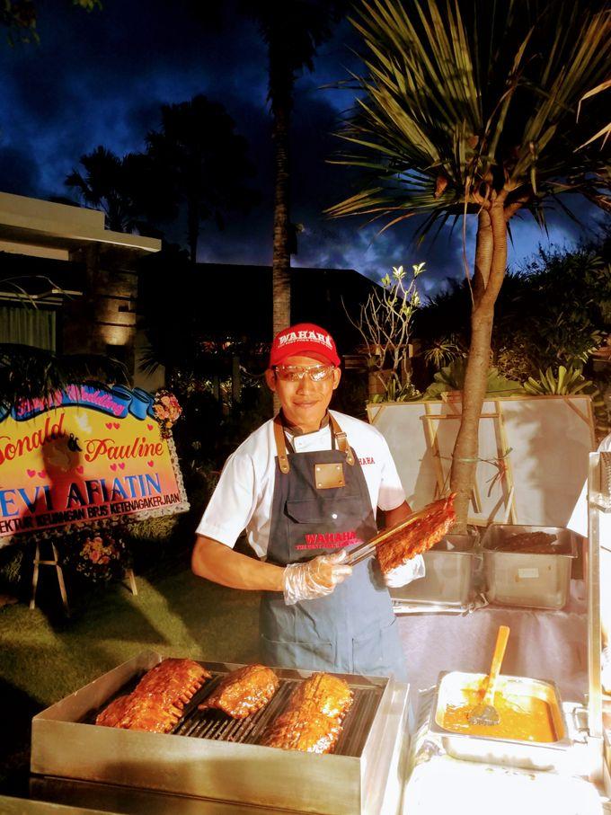 Wedding Donald & Pauline At Sofitel Bali Nusa Dua by Wahaha Pork Ribs - 004