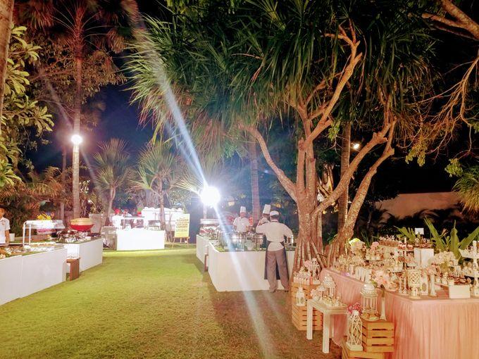 Wedding Donald & Pauline At Sofitel Bali Nusa Dua by Wahaha Pork Ribs - 025