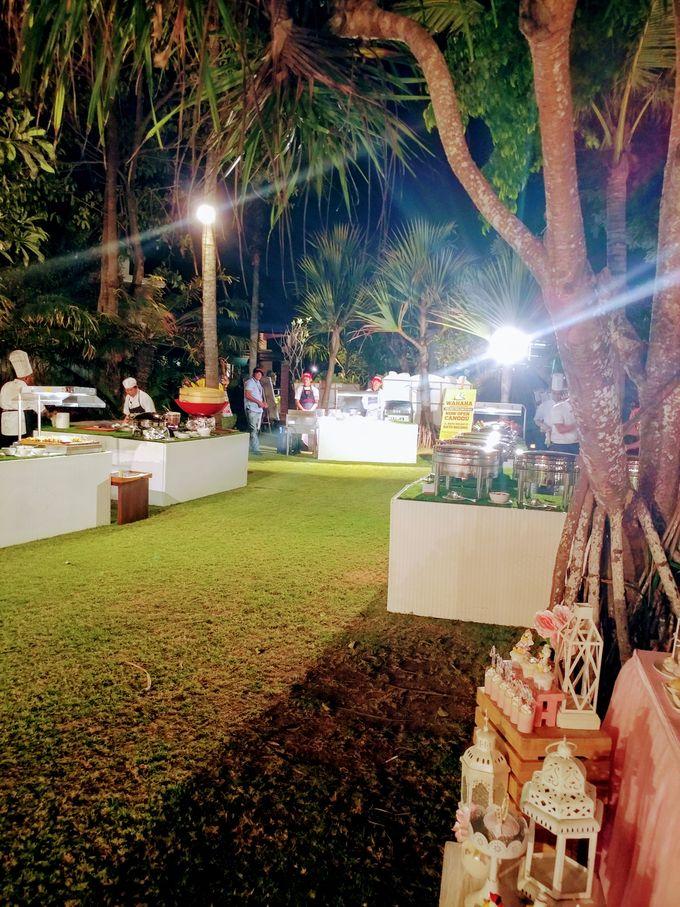Wedding Donald & Pauline At Sofitel Bali Nusa Dua by Wahaha Pork Ribs - 013