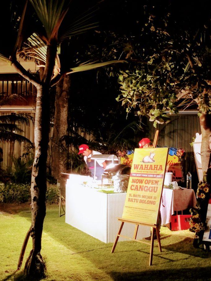 Wedding Donald & Pauline At Sofitel Bali Nusa Dua by Wahaha Pork Ribs - 009
