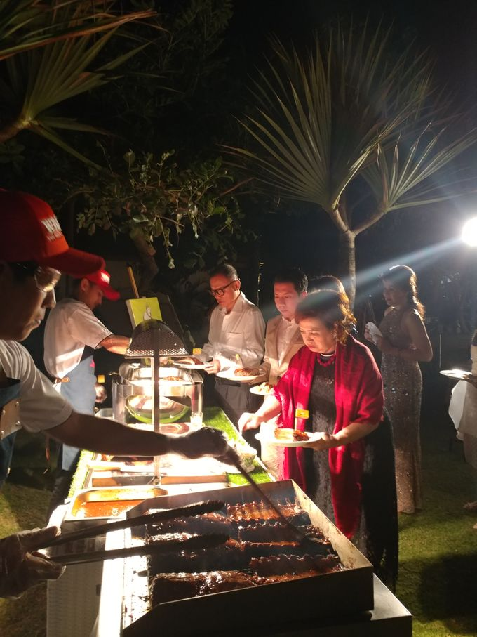 Wedding Donald & Pauline At Sofitel Bali Nusa Dua by Wahaha Pork Ribs - 022