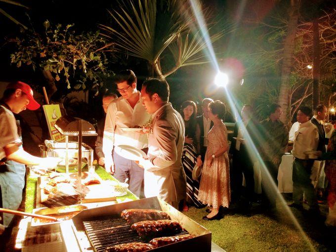 Wedding Donald & Pauline At Sofitel Bali Nusa Dua by Wahaha Pork Ribs - 016