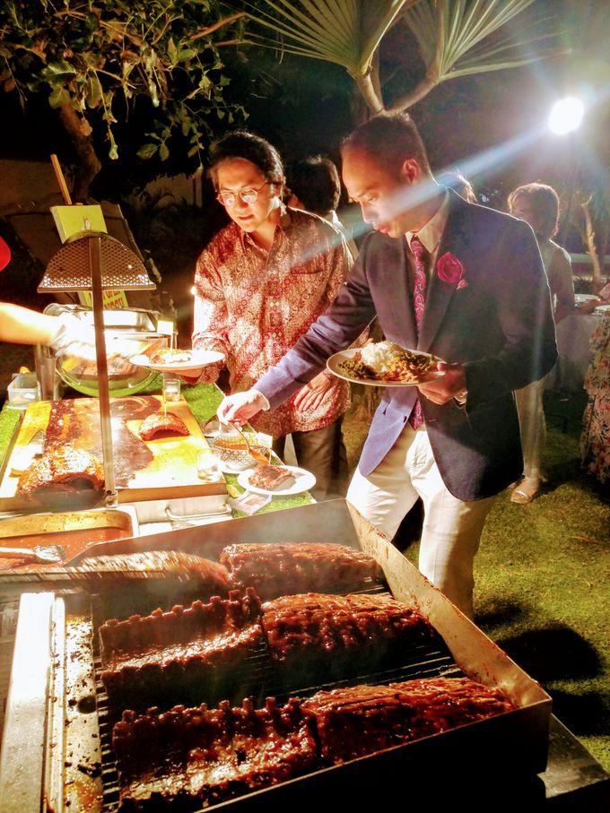 Wedding Donald & Pauline At Sofitel Bali Nusa Dua by Wahaha Pork Ribs - 011