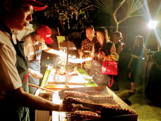 Wedding Donald & Pauline At Sofitel Bali Nusa Dua by Wahaha Pork Ribs - 012